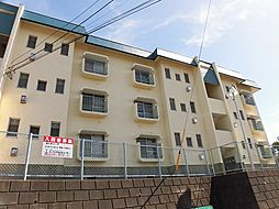神奈川県横浜市栄区長沼町の賃貸マンションの外観