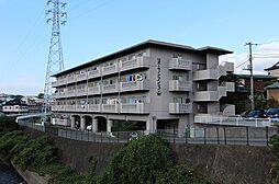 リバーサイドマンションM[1階]の外観