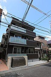 広島県広島市中区舟入川口町の賃貸アパートの外観
