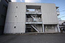 香川県高松市花園町2丁目の賃貸アパートの外観
