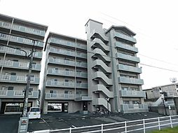 福岡県北九州市八幡西区陣原4丁目の賃貸マンションの外観