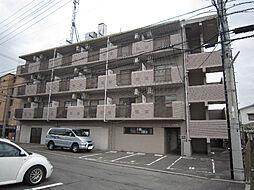 愛媛県松山市樽味2丁目の賃貸マンションの外観