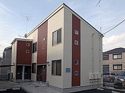 レオネクストminori55[2階]の外観