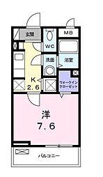 カーンズ高座渋谷[3階]の間取り