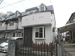 [一戸建] 兵庫県神戸市東灘区深江南町4丁目 の賃貸【/】の外観
