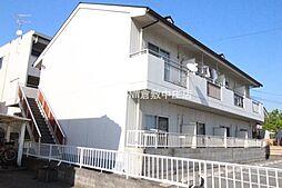 岡山県岡山市北区平田丁目なしの賃貸アパートの外観