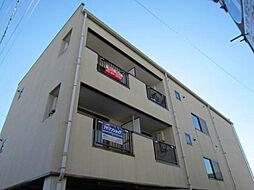 長野県飯田市馬場町3丁目の賃貸マンションの外観