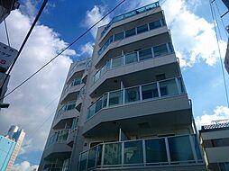 フモセ西田辺[6階]の外観