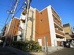 兵庫県神戸市須磨区南町2丁目の賃貸マンションの外観