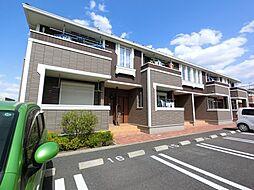 JR成田線 成田駅 バス23分 大六天下車 徒歩1分の賃貸アパート