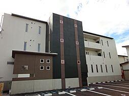 山形県山形市青田2丁目の賃貸アパートの外観
