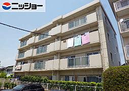 第2グレイスフル吉田 A棟[4階]の外観