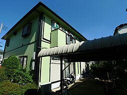 グランドール柏南 A棟[1階]の外観