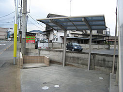 ボヌールミエール[1階]の外観