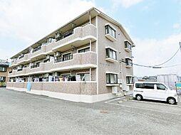 静岡県富士市松本の賃貸マンションの外観