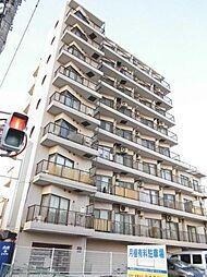 神奈川県相模原市中央区上溝7丁目の賃貸マンションの外観