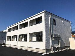 愛知県一宮市大和町毛受字一本松の賃貸アパートの外観