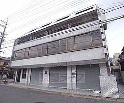 京都府京都市山科区大宅御供田町の賃貸マンションの外観