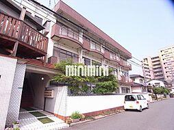 興羽コーポ[1階]の外観