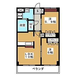 蟹江駅 6.5万円