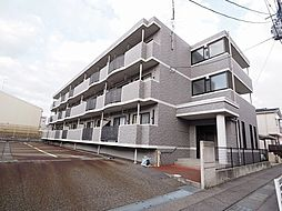 新潟県新潟市中央区南出来島1丁目の賃貸マンションの外観