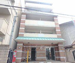京都府京都市下京区筋屋町の賃貸マンションの外観