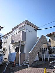 東京都杉並区成田東2丁目の賃貸アパートの外観