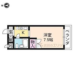 西京極駅 3.1万円