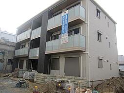 シャーメゾン永田C棟[1階]の外観