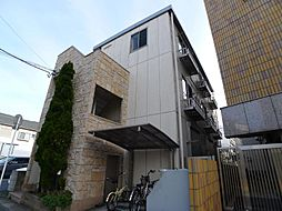 D・B・M松戸[1階]の外観