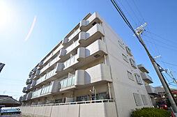 兵庫県姫路市飾磨区若宮町の賃貸マンションの外観