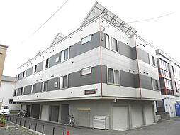 サードエポック文京台[105号室]の外観