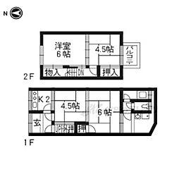 北大路駅 6.5万円