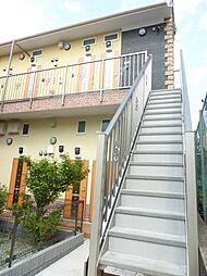 ユナイト浅田アールグレイの杜[2階]の外観