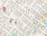 地図,1LDK,面積44.07m2,賃料4.8万円,札幌市営東西線 琴似駅 徒歩7分,JR函館本線 琴似駅 徒歩14分,北海道札幌市西区琴似四条5丁目2番11号