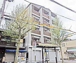 京都府京都市北区紫野上築山町の賃貸マンションの外観