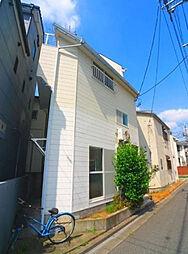 埼玉県さいたま市大宮区東町2丁目の賃貸アパートの外観