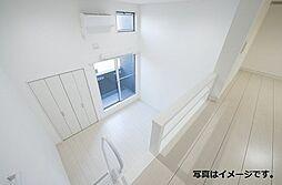 愛知県名古屋市中村区亀島1丁目の賃貸アパートの外観
