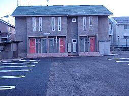 長野県長野市南高田2丁目の賃貸アパートの外観