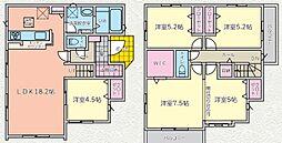 鰭ヶ崎駅 3,590万円