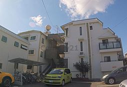 兵庫県西宮市門戸東町の賃貸アパートの外観