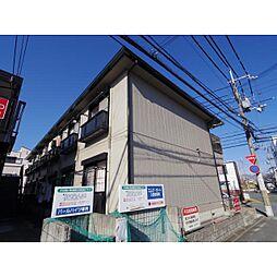 奈良県奈良市芝辻町4丁目の賃貸アパートの外観