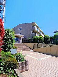 東京都東久留米市下里1丁目の賃貸マンションの外観