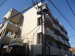 カトウハイツ日野坂[4階]の外観