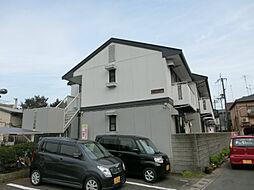 京都府京都市山科区西野後藤の賃貸アパートの外観