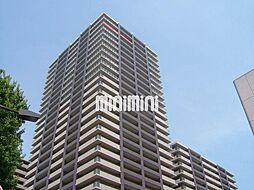 アップルタワーズ仙台 ブローディアタワー[17階]の外観