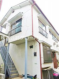 東京都葛飾区立石2丁目の賃貸アパートの外観