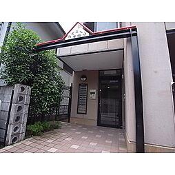 奈良県生駒市北新町の賃貸マンションの外観