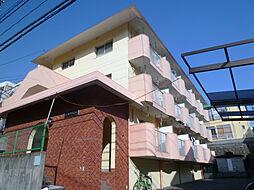 コーポアベニュー[1階]の外観