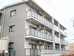 ユニハイム[2階]の外観
